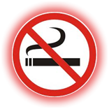 no smoking here